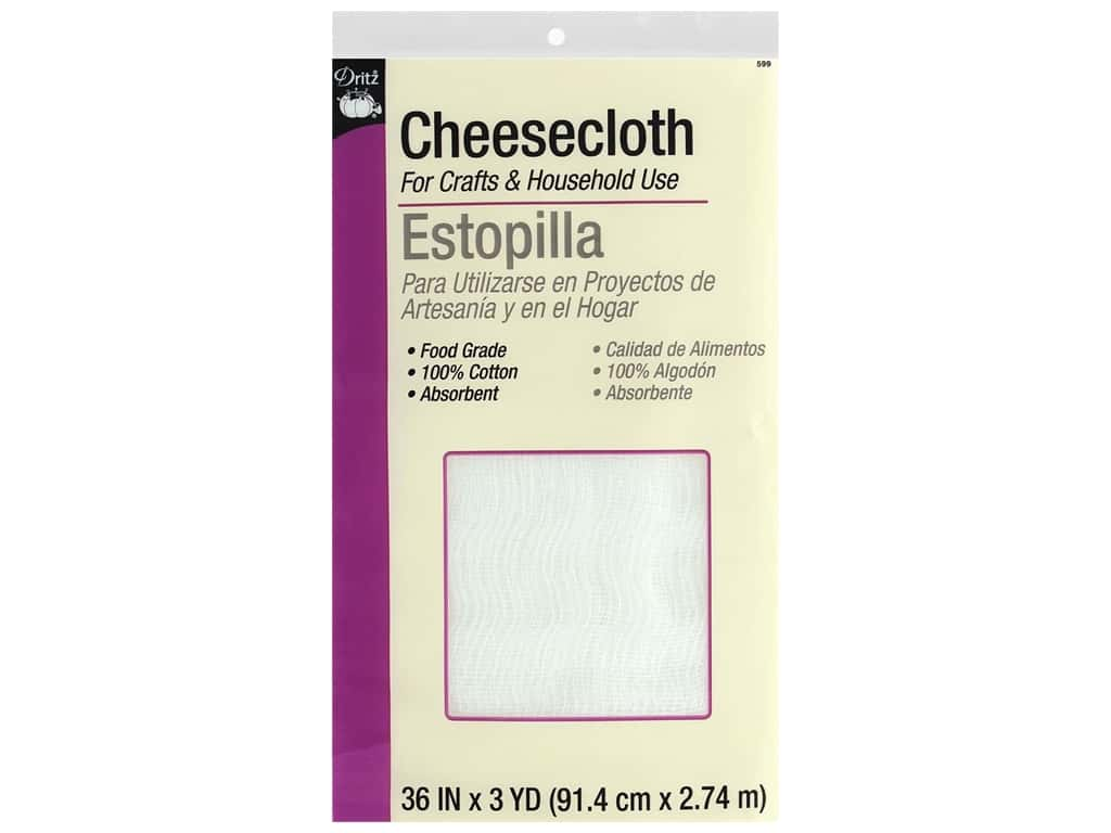 Dritz Cheese Cloth 36 in. x 3 yd.