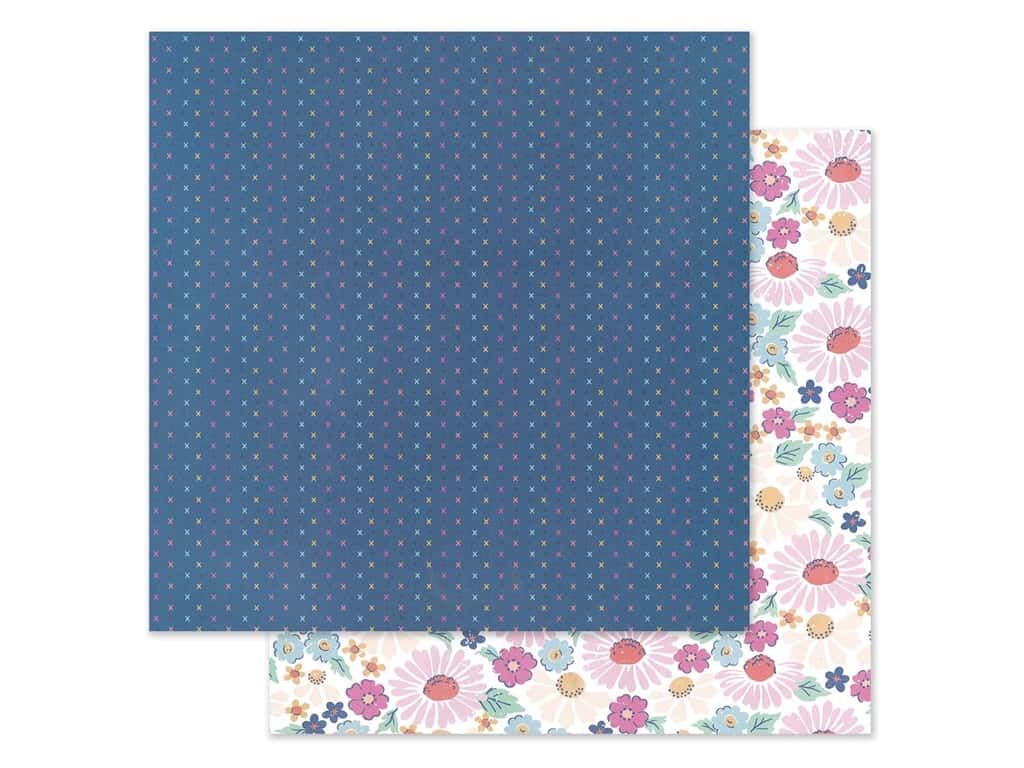 American Crafts Dear Lizzy 12 x 12 in. Paper She's Magic Sparkle (25 pieces)