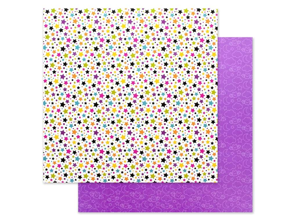 Doodlebug 12 x 12 in. Paper Candy Carnival Star Attraction (25 pieces)