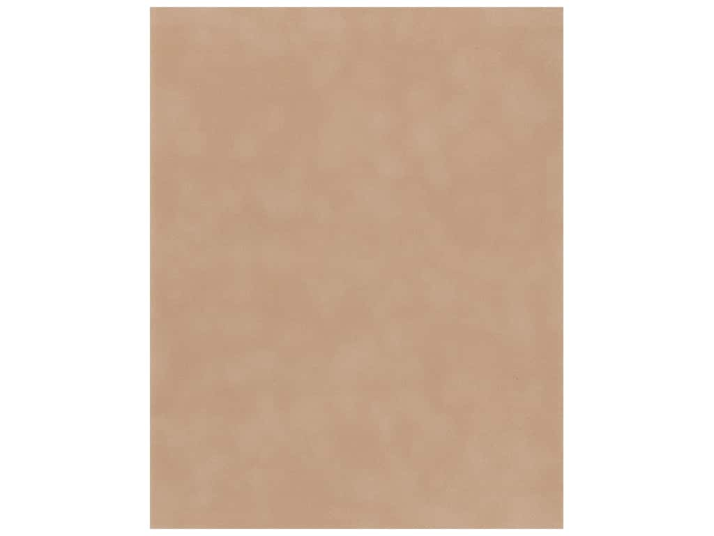 SEI Velvet Paper 8 1/2 x 11 in. Camel (12 pieces)