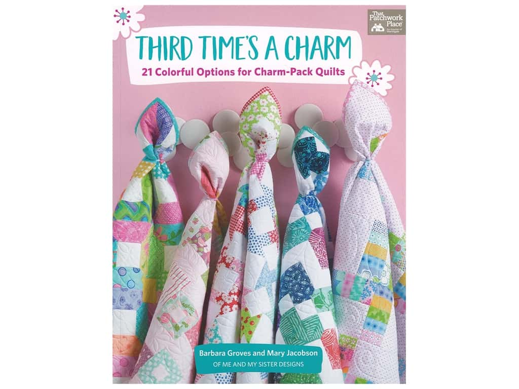 That Patchwork Place Third Time's A Charm Book