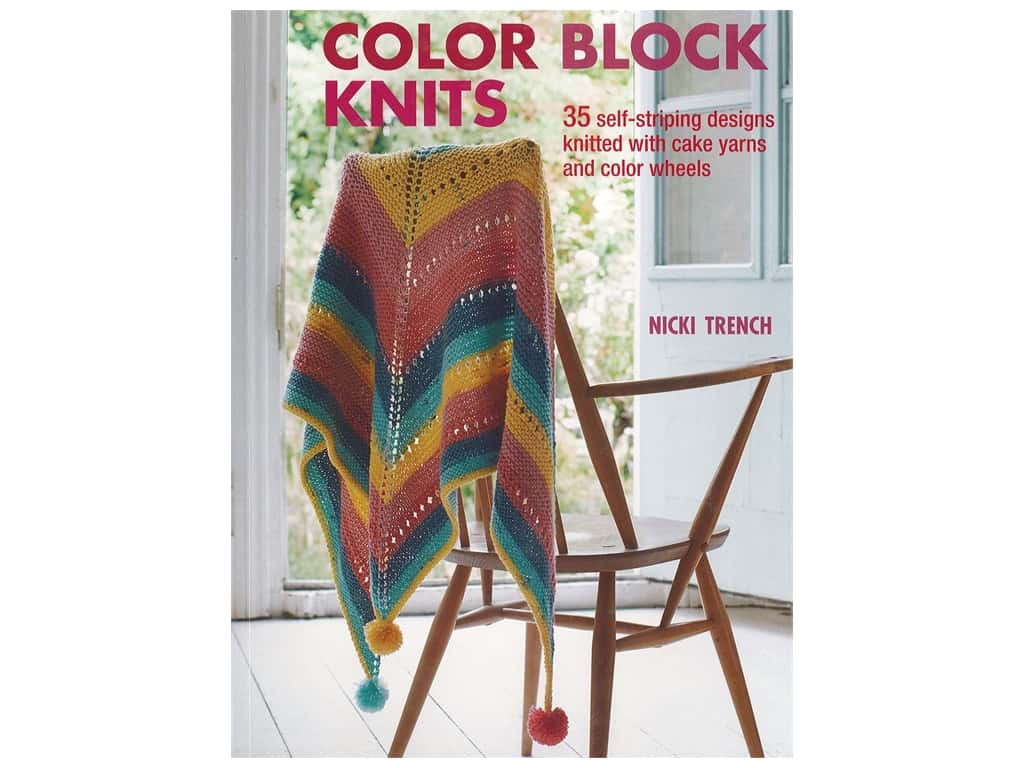 Cico Color Block Knits Book