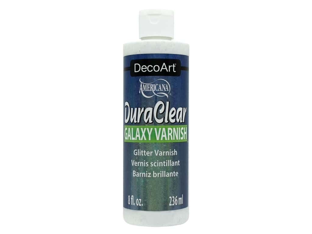 DecoArt DuraClear Varnish 8 oz. Galaxy