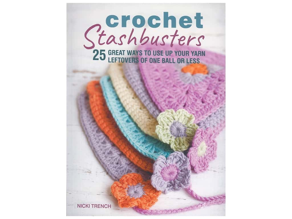 Cico Crochet Stashbusters Book