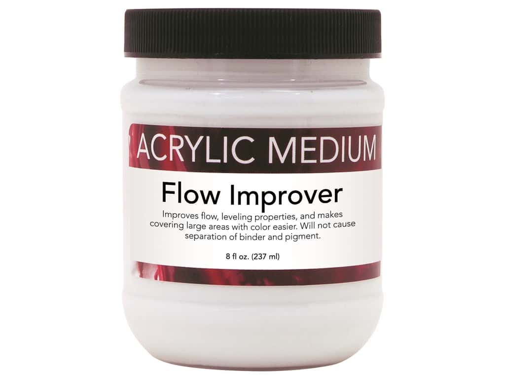 Art Advantage Medium Acrylic Flow Improver 8 oz