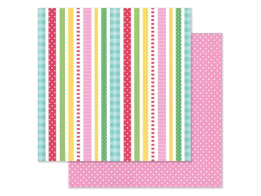 Doodlebug Collection Christmas Magic Paper 12 in. x 12 in. Gift Wrap (25 pieces)