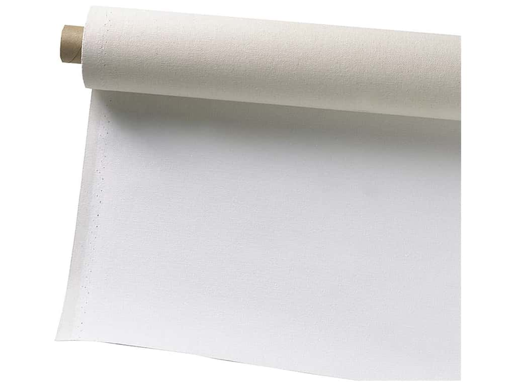 Pro Art Canvas 7 oz Medium Primed 36 in. x 6 yd Roll