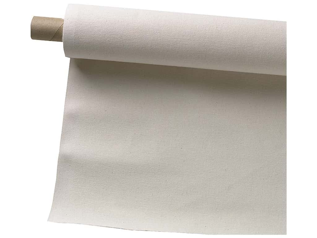 Pro Art Canvas 7 oz Medium Unprimed 36 in. x 6 yd Roll