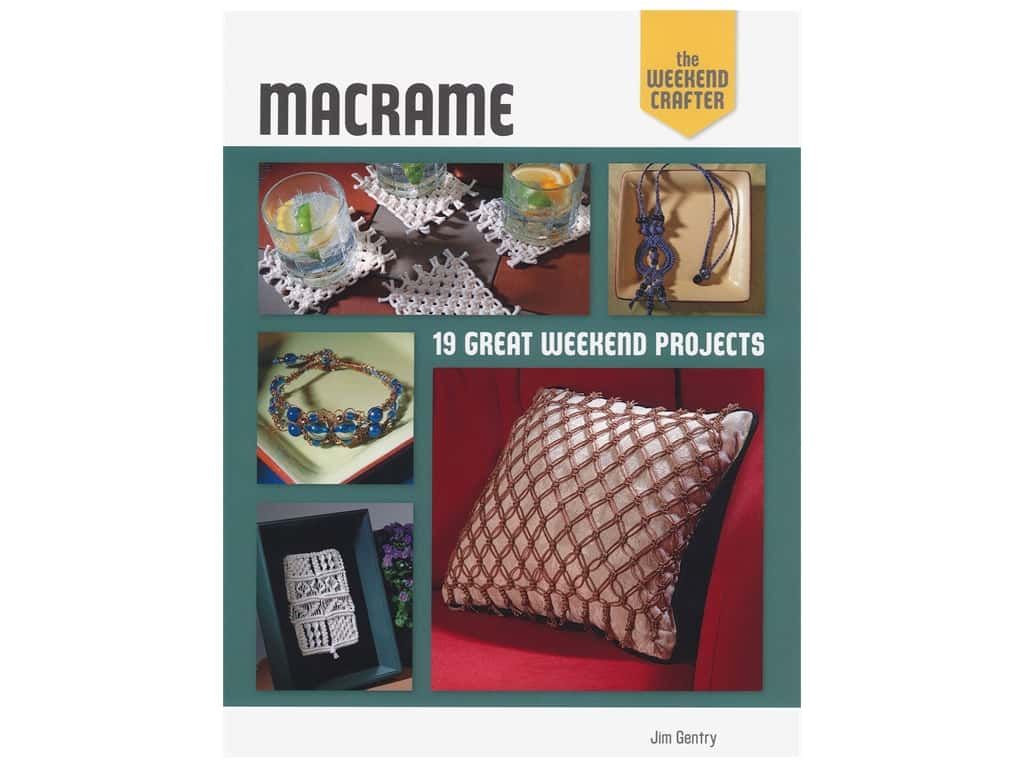 Lark The Weekend Crafter Macrame Book