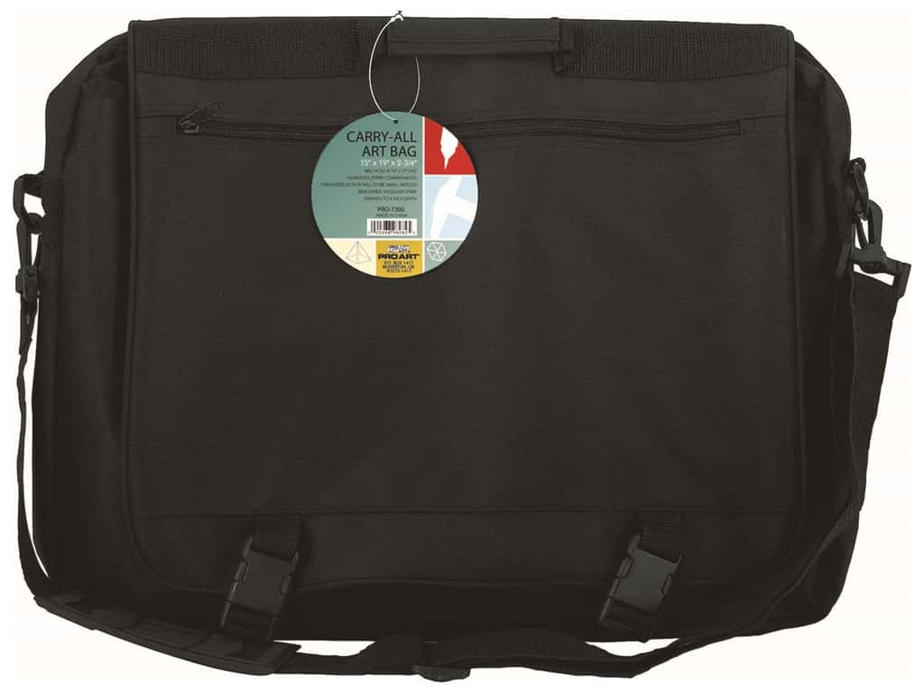 Pro Art Messenger Art Supply Bag 19 in. x 15 in. x 2.75 in.