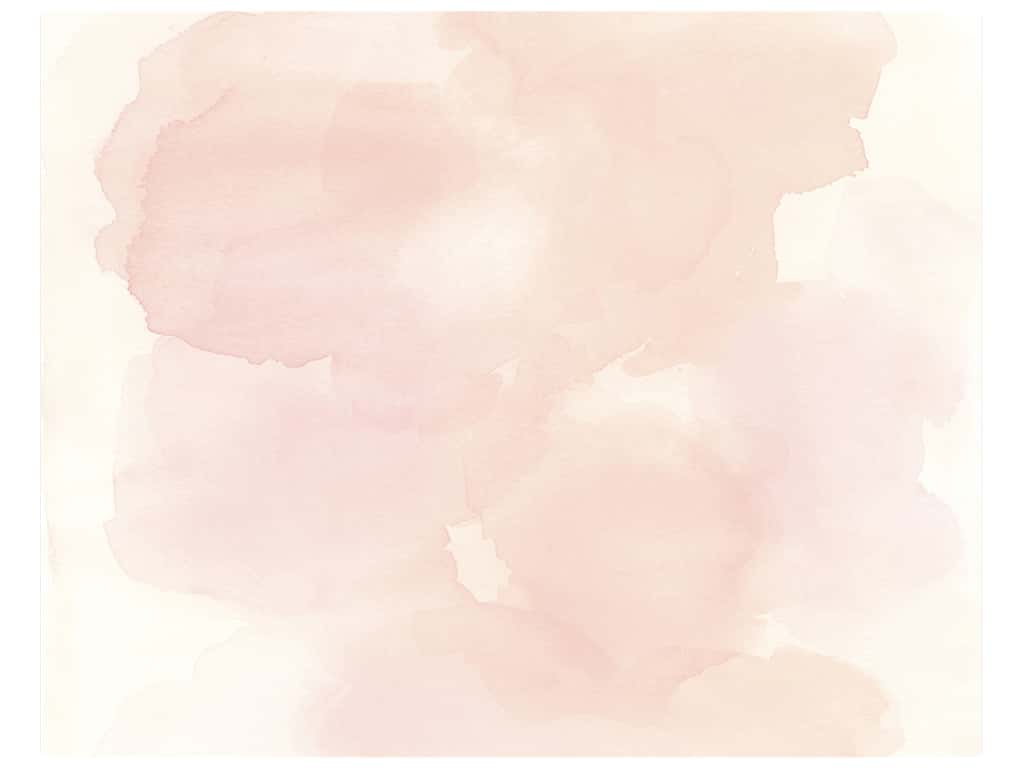 American Crafts Poster Board 22 x 28 in. Watercolor Blush