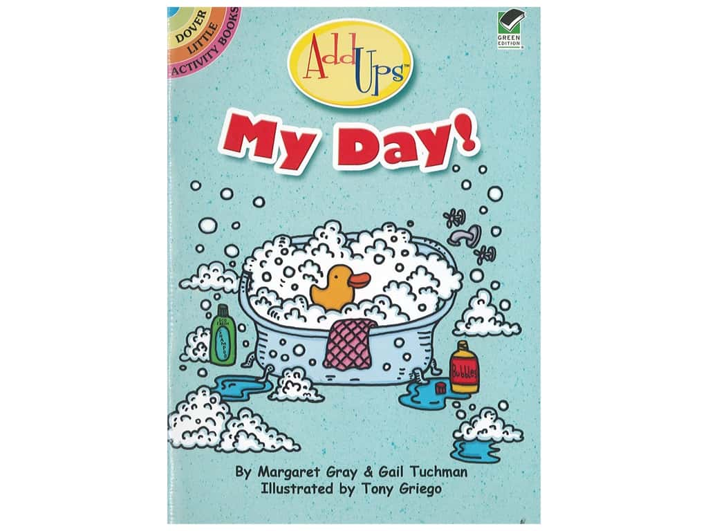 Dover Publications Little Add Ups My Day  Book