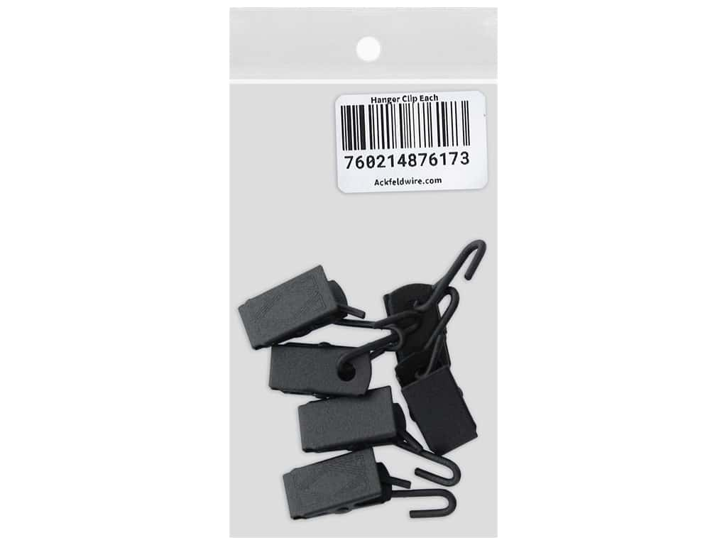 Ackfeld Fabric Clips with Hook 6 pc.