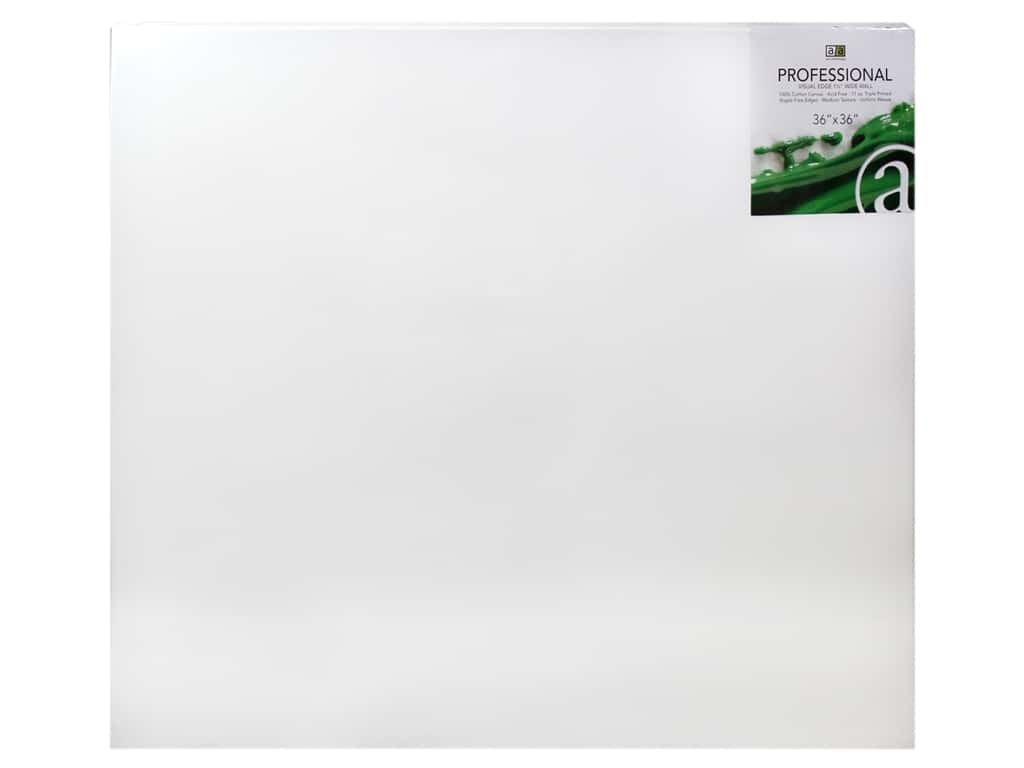 Art Advantage Professional Canvas 36 in. x 36 in. Wide Wall