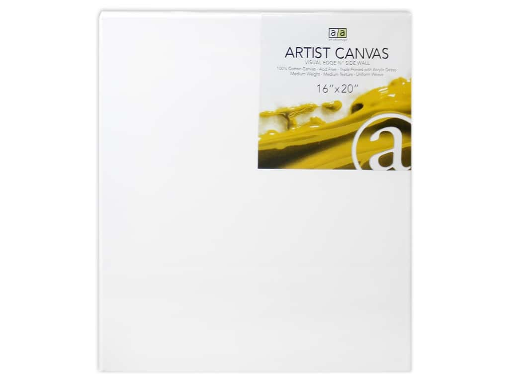 Art Advantage Artist Canvas 16 x 20 in.