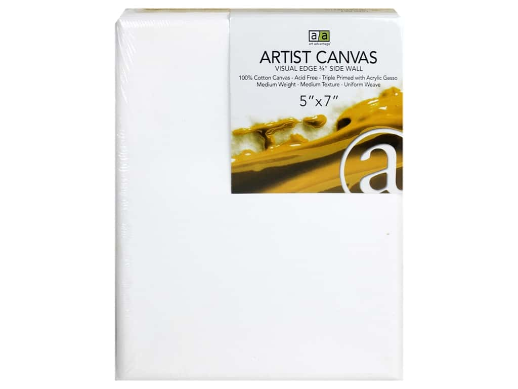 Art Advantage Artist Canvas 5 x 7 in.