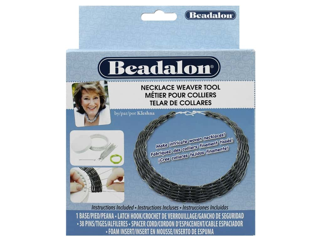 Beadalon Necklace Weaver Tool