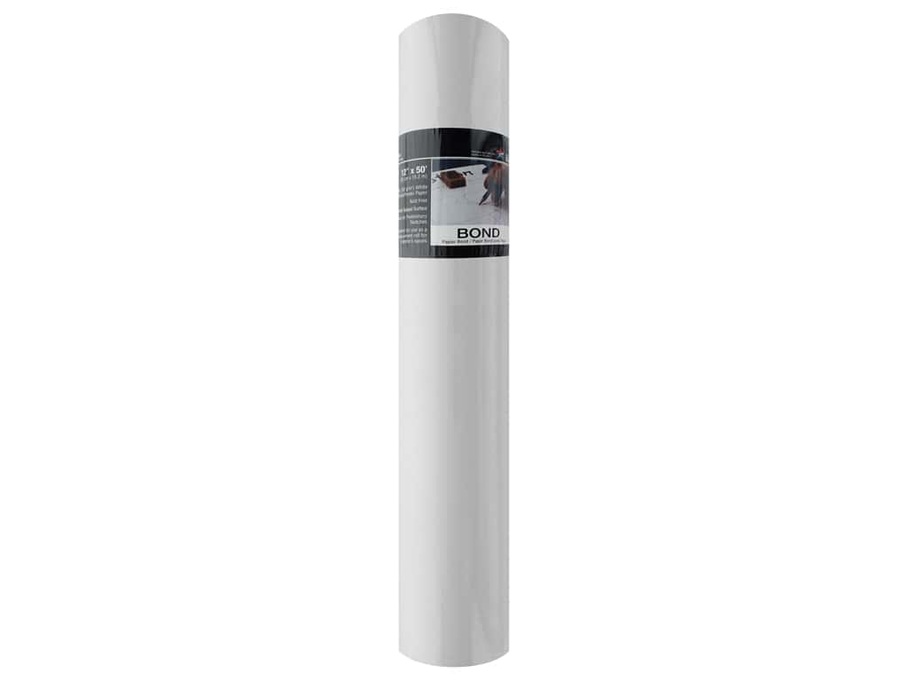 Pro Art Paper Roll 12 in. x 50 ft Poster/Easel
