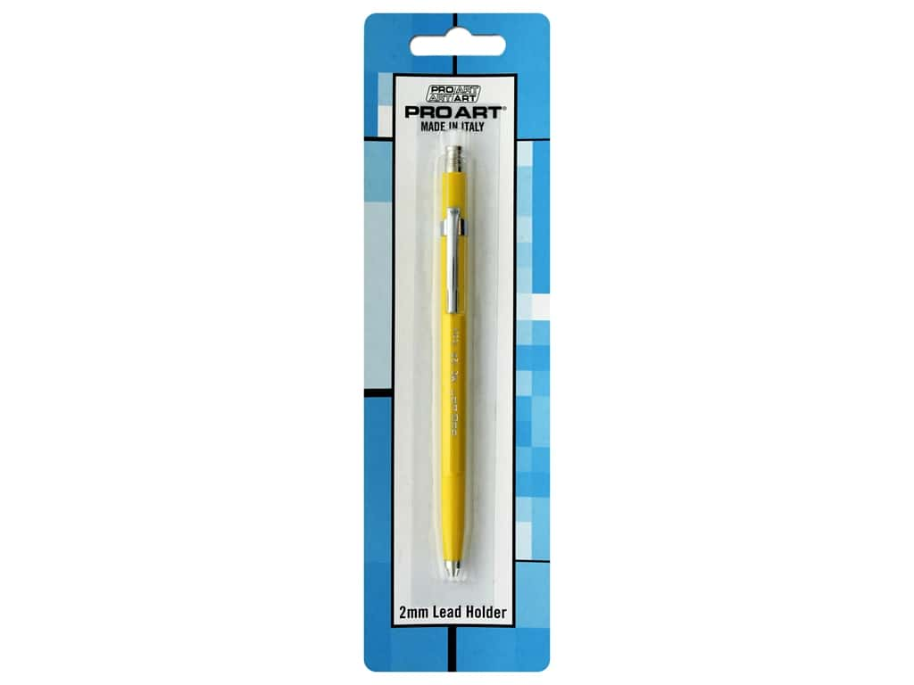Pro Art Drafting Lead Holder With Clip Plastic