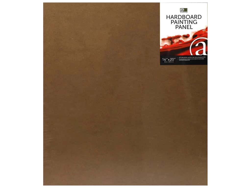 Art Advantage Hardboard Paintng Panel 16 in. x 20 in.