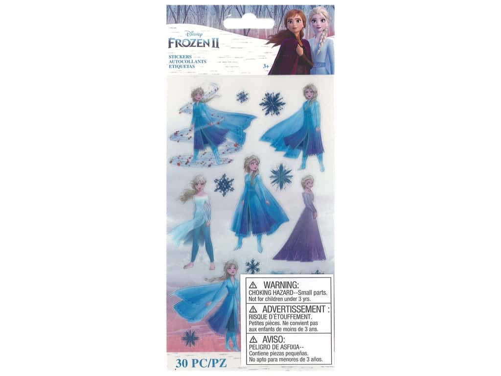EK Disney Sticker Frozen II Elsa