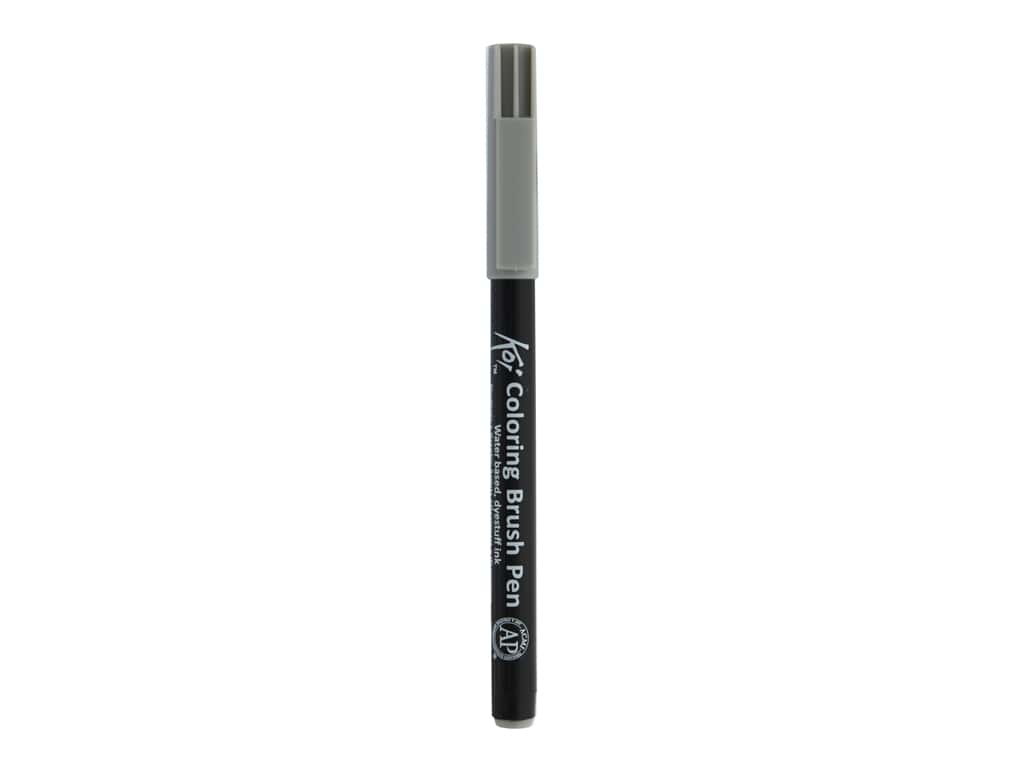 Sakura Koi Coloring Brush Pen Cool Gray (6 pieces)