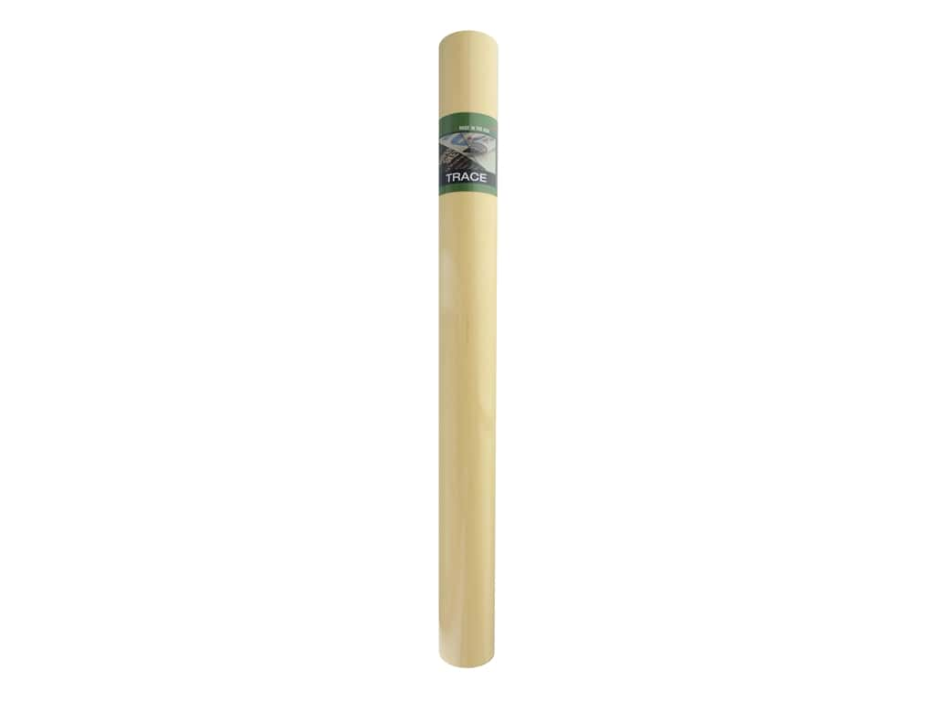 Pro Art Tracing Paper Sketch 21 in. x 50 yd Roll Canary