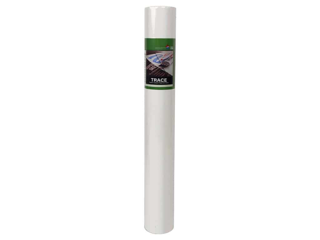 Pro Art Tracing Paper Sketch 18 in. x 50 yd Roll White