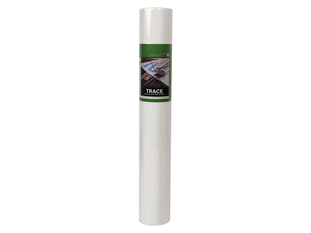 Pro Art Tracing Paper Sketch 12 in. x 20 yd Roll White