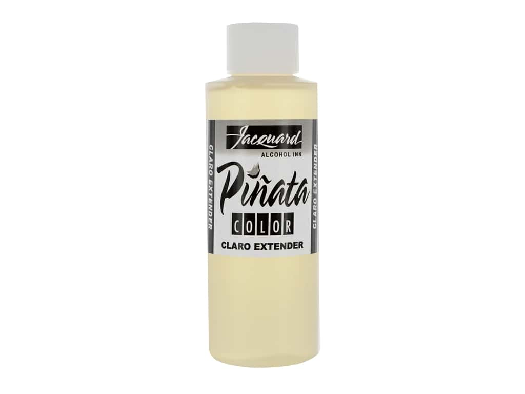 Jacquard Pinata Color Alcohol Ink Claro Extender 4 oz