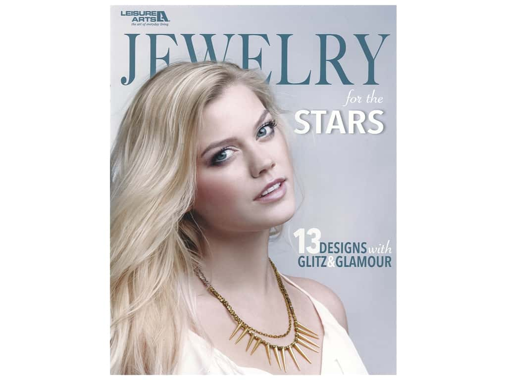 Leisure Arts Jewelry for the Stars Book