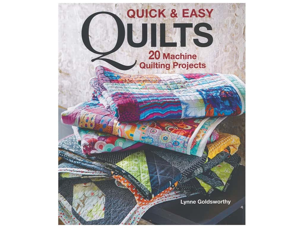 Taunton Press Quick & Easy Quilts Book