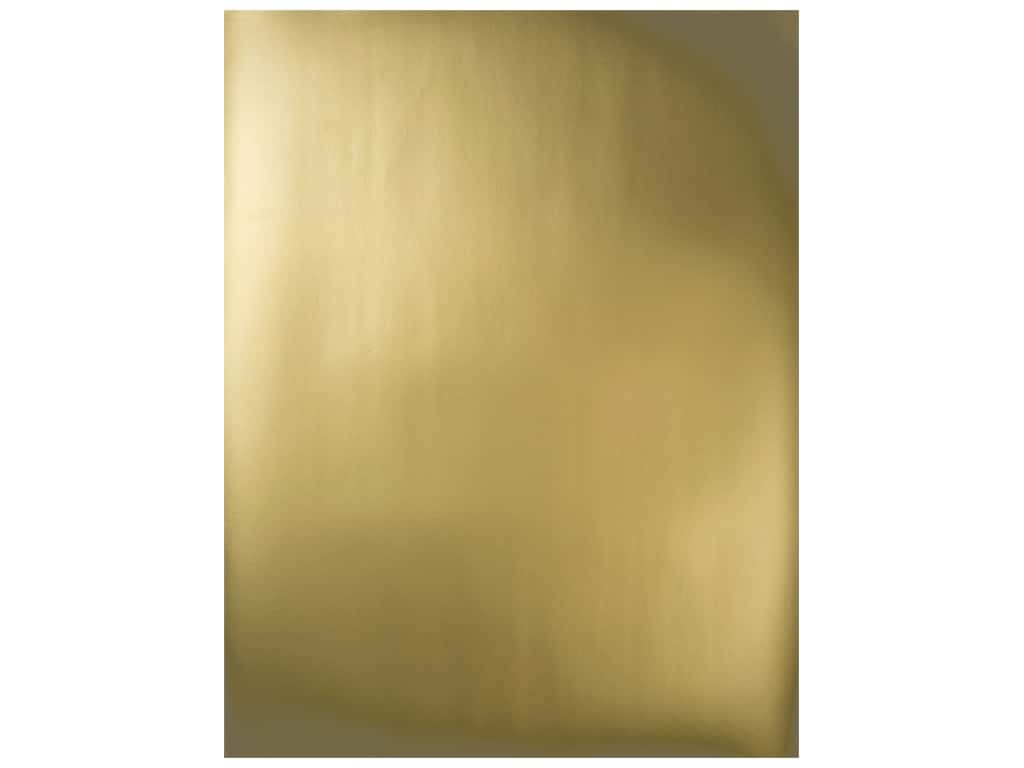 Pacon Poster Board Metallic 22 in. x 28 in. Gold (25 pieces)