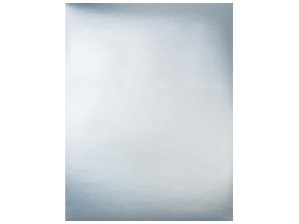 Pacon Poster Board Metallic 22 in. x 28 in. Silver (25 pieces)