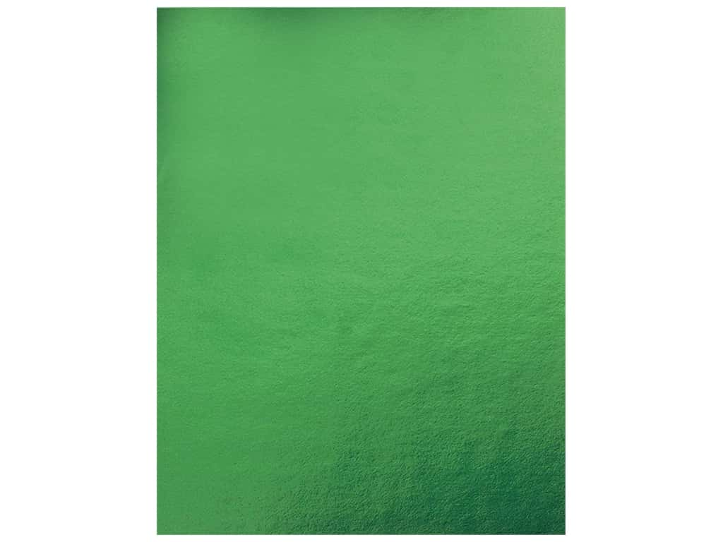 Pacon Poster Board Metallic 22 in. x 28 in. Green (25 pieces)