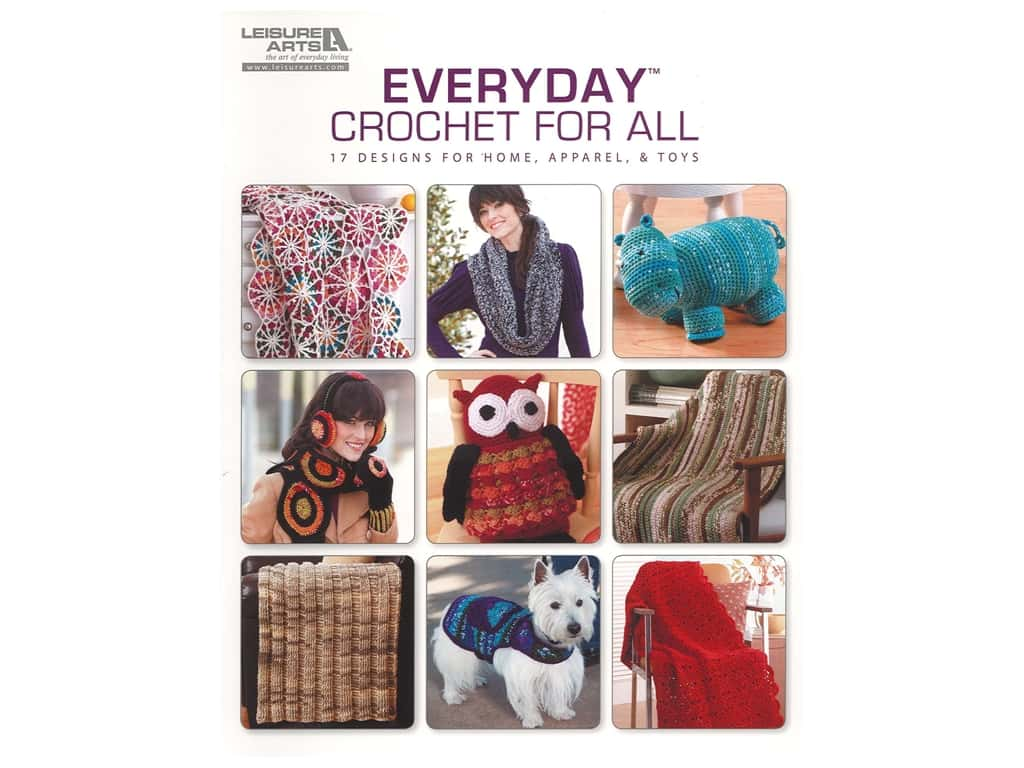 Everyday Crochet for all Book
