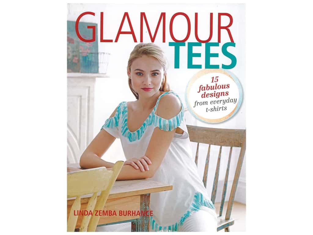 Taunton Press Glamour Tees Book