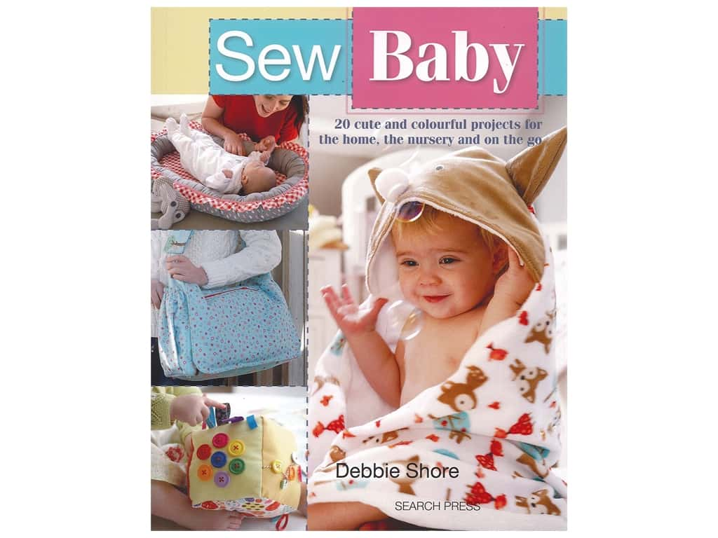 Search Press Sew Baby Book