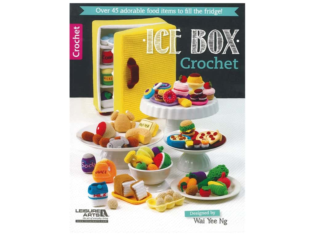 Ice Box Crochet Book
