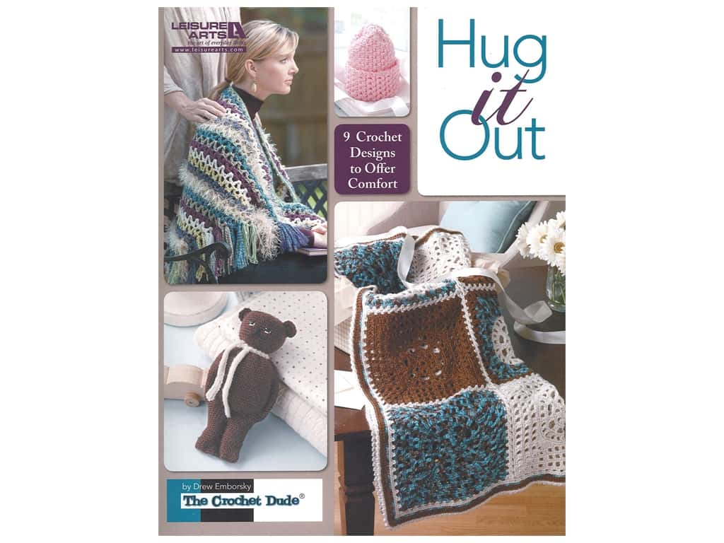 Hug It Out Book