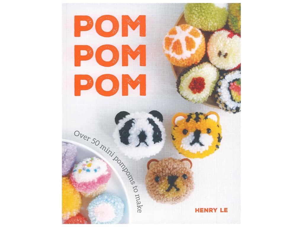 Guild of Master Craftsman Pom Pom Pom Book
