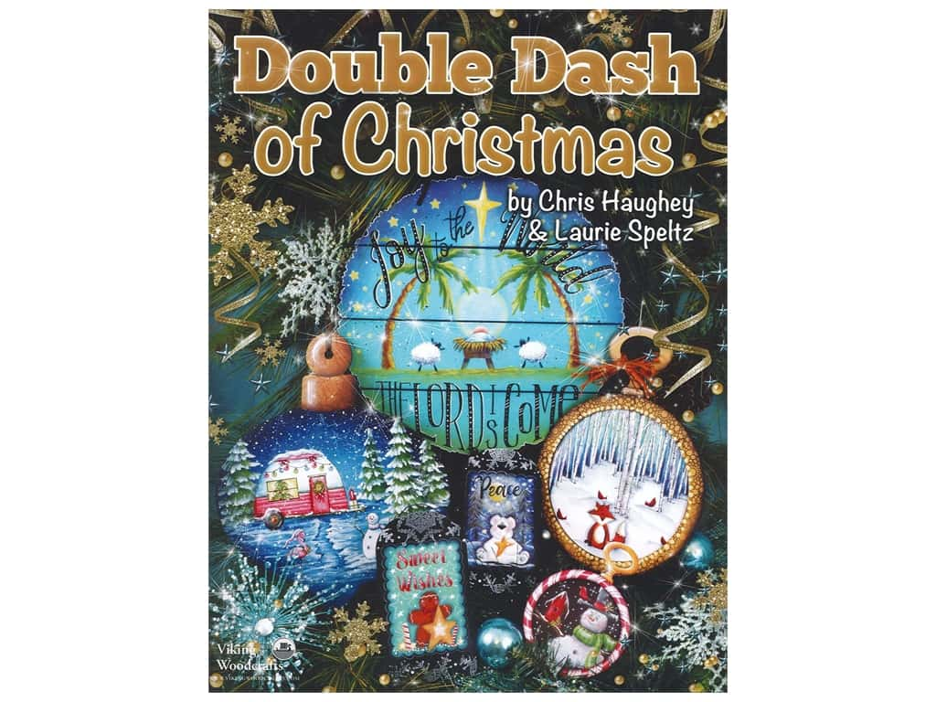 Viking Woodcrafts Double Dash of Christmas Book