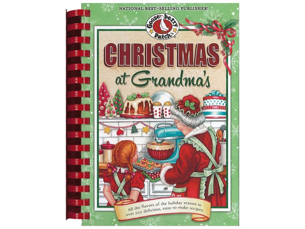 Gooseberry Patch Christmas at Grandma's Book