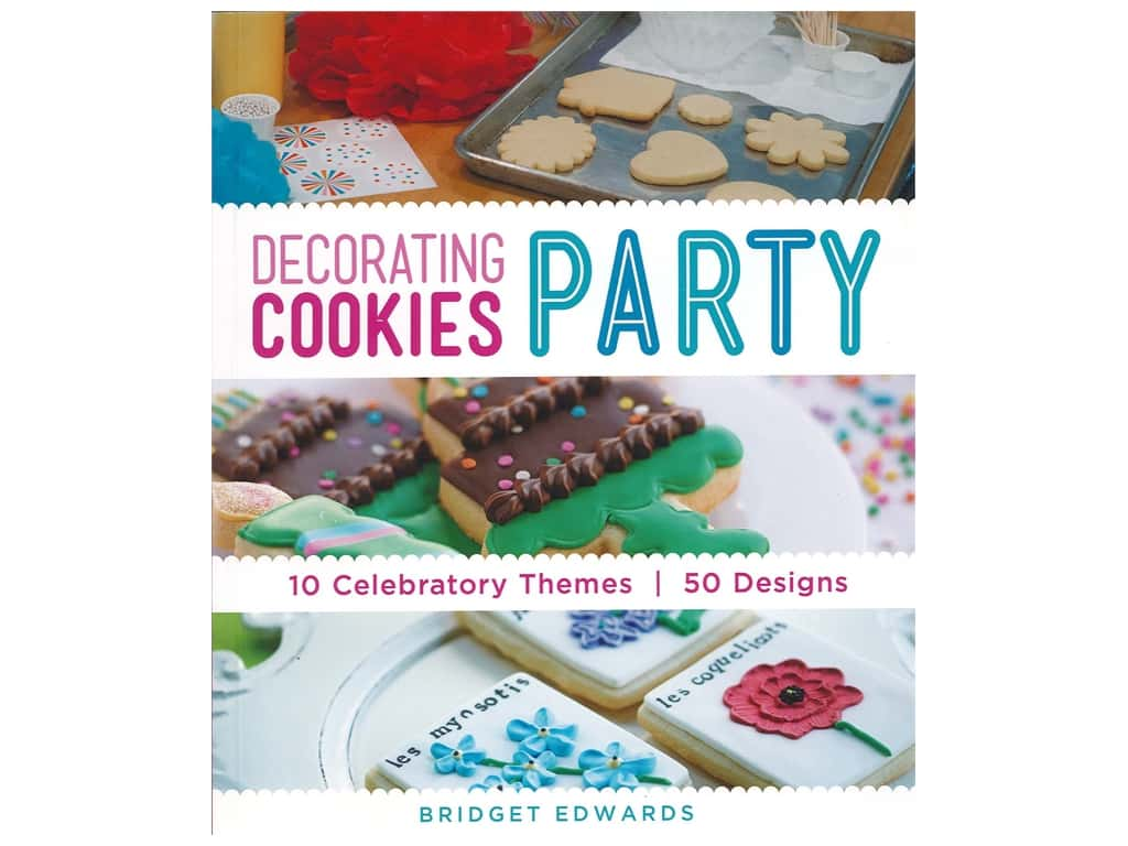 Lark Decorating Cookies Party Book
