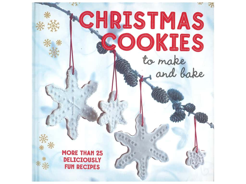 Ryland Peters & Small Christmas Cookies To Make Book