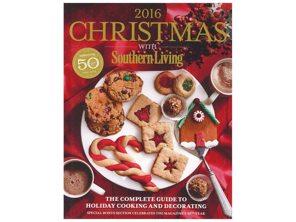 Oxmoor House 2016 Christmas With Southern Living Book