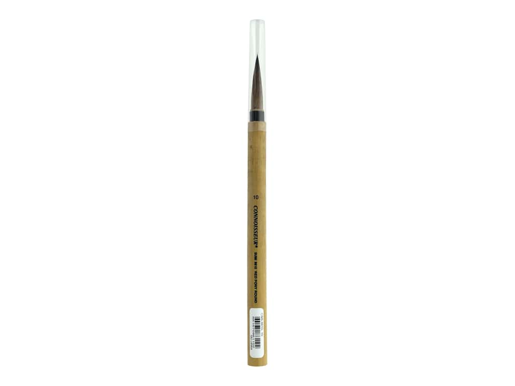 Connoisseur Bamboo Watercolor Brush #10