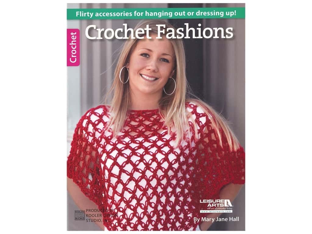 Crochet Fashions Book