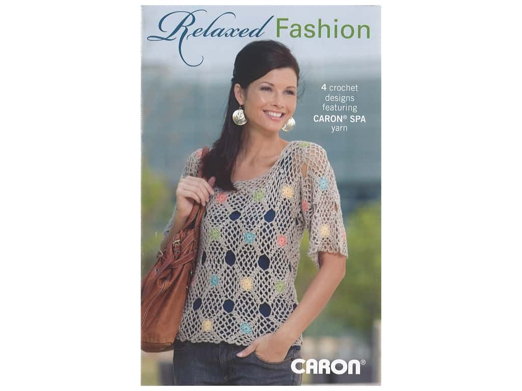 Relaxed Fashion Crochet Book
