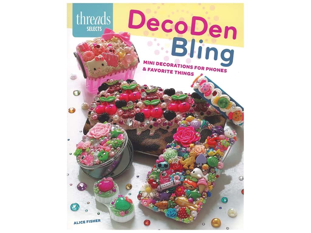 Taunton Press Threads Selects DecoDen Bling Book